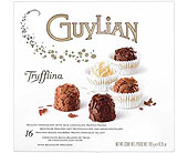 16 piece Guylian Artisanal Belgian Truffles  in Gastonia NC, Fine And Fancy Flowers