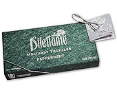 8 piece Dilettante Peppermint Chocolates in Gastonia NC, Fine And Fancy Flowers