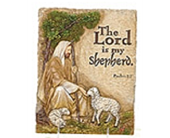 The Lord Is My Shepherd Stepping Stone in Smyrna GA, Floral Creations Florist