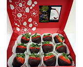 Chocolate Covered Strawberries in Gastonia NC, Fine And Fancy Flowers
