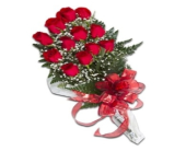 Wrapped Red Roses in Tyler TX, Country Florist & Gifts