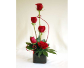 Love & Red Roses in Marietta GA, K. Mike Whittle Designs Inc.