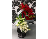 Heels Arrangement in Campbell River BC, Campbell River Florist