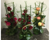 Fire & Ice in Mequon WI, A Floral Affair, Inc