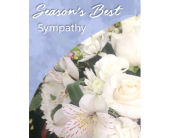 Season's Best Sympathy in Fargo ND, Dalbol Flowers & Gifts, Inc.