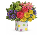 Happy Dots Bouquet  in Smyrna GA, Floral Creations Florist