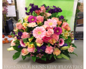 RKF-F004 in Toronto ON, Rosedale Kennedy Flowers
