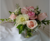 Petite & Pretty Bouquet in Saratoga Springs NY, Dehn's Flowers & Greenhouses, Inc