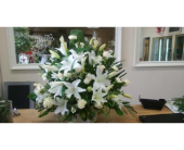 whiteremembrance in Mississauga ON, Flowers By Uniquely Yours