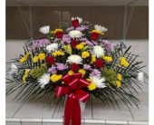 Funeral Basket 7 in Yonkers NY, Hollywood Florist Inc