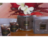 Candle and Flowers in Burlington WI, gia bella Flowers and Gifts