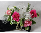 Wrist Corsage in Grand Rapids MN, Shaw Florists