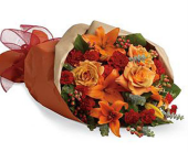 Orange Delight in Grand Falls/Sault NB, Grand Falls Florist LTD