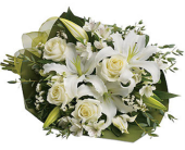 Simply White in Grand Falls/Sault NB, Grand Falls Florist LTD