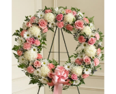 Serene Blessings - Pink & White (Standard) in Largo FL, Rose Garden Florist