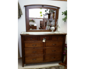 Amish Dresser & Mirror in Grand Rapids MN, Shaw Florists