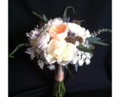 Rustic Garden Bouquet in New Iberia, Louisiana, Breaux's Flowers & Video Productions, Inc.