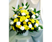 Golden Memories in Edgewater FL, Bj's Flowers & Plants, Inc.