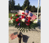 Funeral in Kent, Washington, Blossom Boutique Florist & Candy Shop