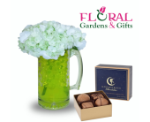 Beer & chocolates in Palm Beach Gardens FL, Floral Gardens & Gifts