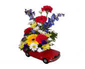 Mustang Sally in Wading River NY, Forte's Wading River Florist