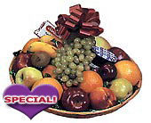 Fruit & Food Tray in Bound Brook NJ, America's Florist & Gifts