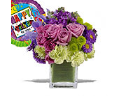 Mod About You with Balloon in Bound Brook NJ, America's Florist & Gifts