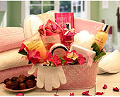 USA - Heavenly Pampering! in Bound Brook NJ, America's Florist & Gifts