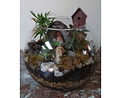 Fairy Gardens in Largo FL, Rose Garden Florist