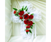 Satin Cross in New Port Richey FL, Holiday Florist