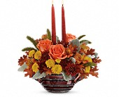 Teleflora's Celebrate Fall Centerpiece in Bothell WA, The Bothell Florist