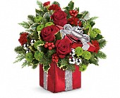 Teleflora's Gift Wrapped Bouquet in East Amherst NY, American Beauty Florists