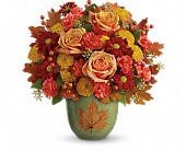 Teleflora's Heart Of Fall Bouquet in Salt Lake City UT, Especially For You