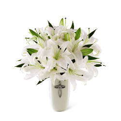 FTD Faithful Blessings Bouquet in Chelsea MI, Chelsea Village Flowers