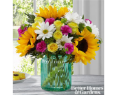 FTD Sunlit Meadows Bouquet in Chelsea MI, Chelsea Village Flowers
