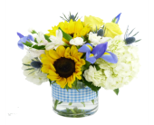 Sweetest Baby Boy Bouquet in Silver Spring MD, Bell Flowers, Inc