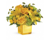 Sunny Mood Bouquet in Smyrna GA, Floral Creations Florist