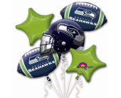 Seahawks Balloon Bouquet in Tulalip WA, Salal Marketplace