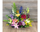 Bright Garden Box in Smyrna GA, Floral Creations Florist
