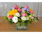 Pastel Perfection in Oakville ON, Margo's Flowers & Gift Shoppe