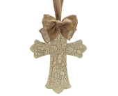 Wall Hanging Cross in Smyrna GA, Floral Creations Florist