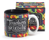 Teacher Mug 'Plant Seeds' in Smyrna GA, Floral Creations Florist