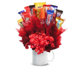 Candy Bouquet in Aston PA, Wise Originals Florists & Gifts