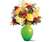 Teleflora's Breath of Spring Bouquet in Cornwall ON, Blooms