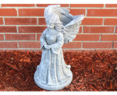 Angel Wing Planter in Des Moines IA, Irene's Flowers & Exotic Plants