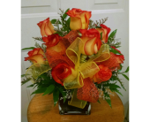 Flaming Roses in Enterprise AL, Ivywood Florist