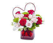 Heart Full of Love in Methuen MA, Martins Flowers & Gifts