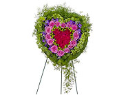 Forever Cherished Heart in Prospect KY, Country Garden Florist