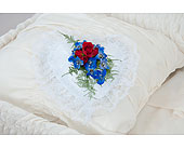 Heart Pillow in Sapulpa OK, Neal & Jean's Flowers & Gifts, Inc.