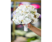 Custom Wedding in Yonkers, New York, Beautiful Blooms Florist